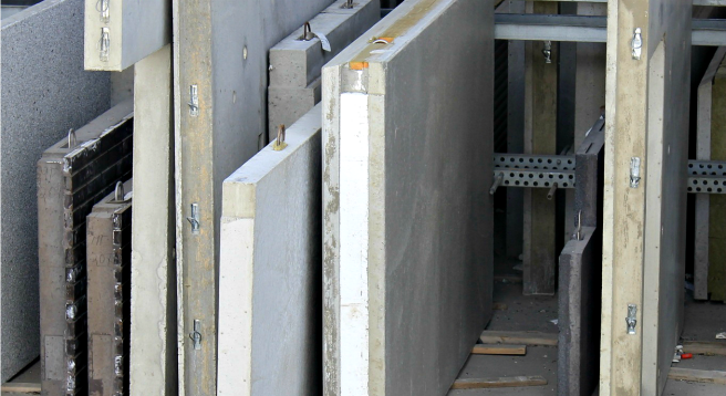 Concrete Building Panels : Sandwich panels for a superior outcome designbuild