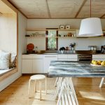 Shoreham Shack Kitchen by Sally Draper Architects