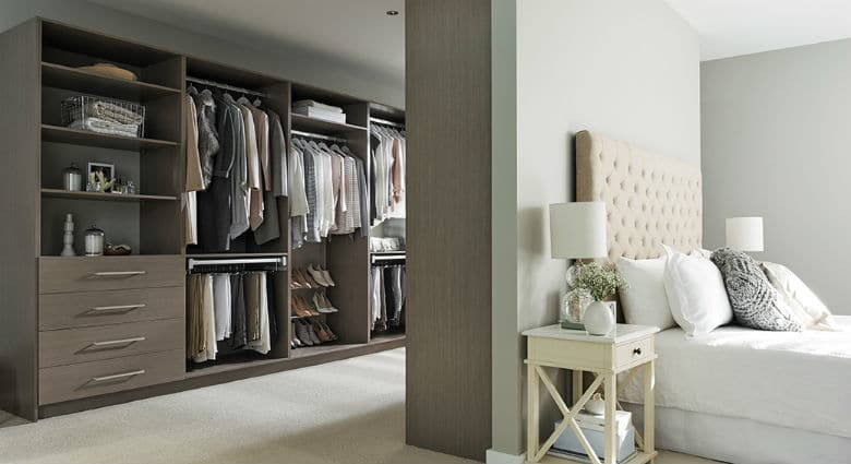 Optimising Bedroom Space With Integrated Wardrobes Designbuild